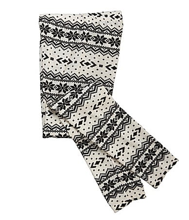 Jessica Simpson Tweenwear 7-16 Fair Isle Sweater Leggings