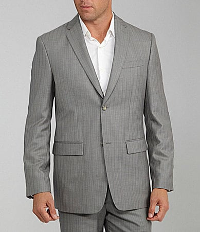 Perry Ellis Herringbone Jacket