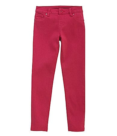 Forever Orchid 7-16 Colored Twill Skinny Pants
