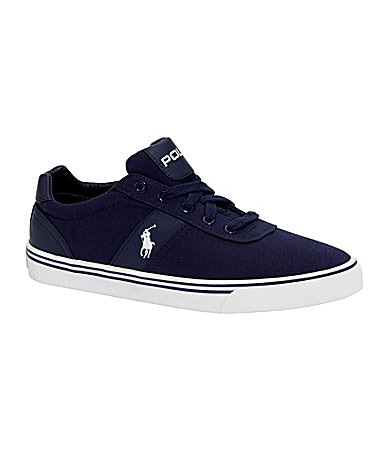 Polo Ralph Lauren Hanford Canvas Sneakers