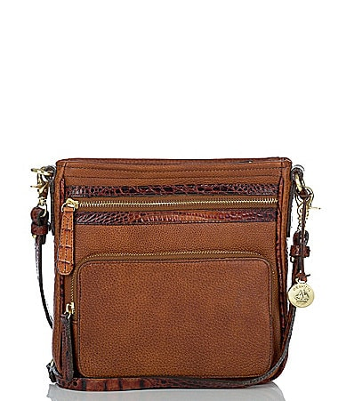 Brahmin Travers Collection Cleo Cross-Body Bag