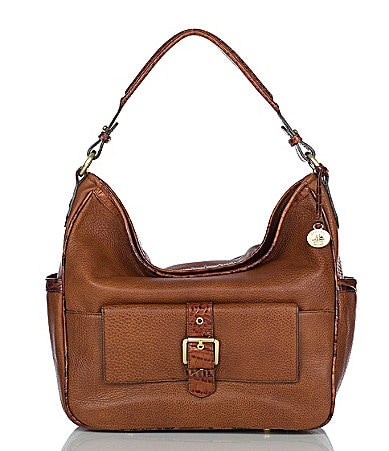 Brahmin Travers Collection Candace Hobo Bag