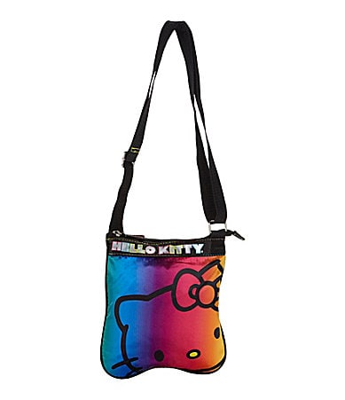 Hello Kitty Passport Bag