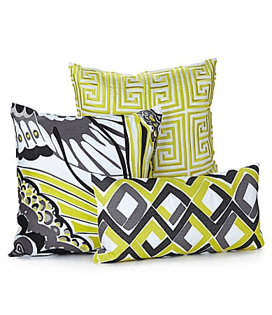 Trina Turk Trellis Decorative Pillows