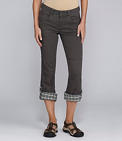 Royal Robbins Kick Around Roll-Up Pants