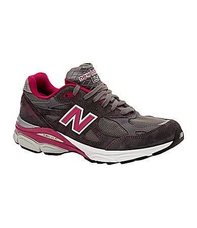 New Balance Women�s Heritage 990v3 Running Shoes