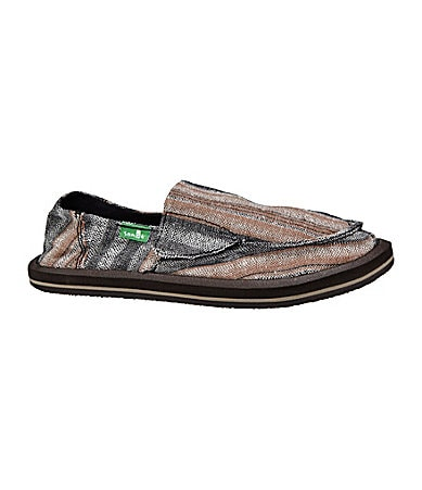 Sanuk Boys Donny Slip-On Shoes