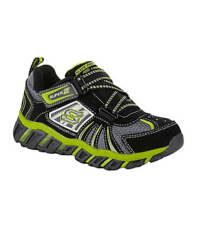 Skechers Boys Pillar Light-Up Sneakers