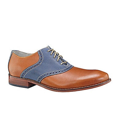 Cole Haan Men�s Air Colton Saddle Oxfords
