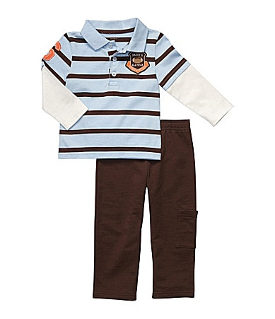 Carter�s Newborn 2-Piece Pant Set