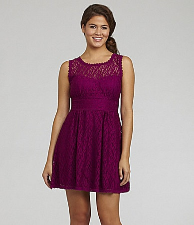 B. Darlin Lace Dress