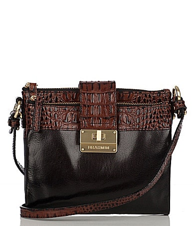 Brahmin Tuscan Collection Mojito Cross-Body Bag