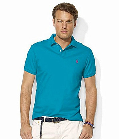 Polo Ralph Lauren Custom-Fit Polo Shirt