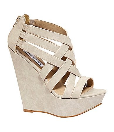 Steve Madden Xcess Wedge Sandals