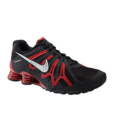 Nike Men�s Shox Turbo+ 13 Running Shoes