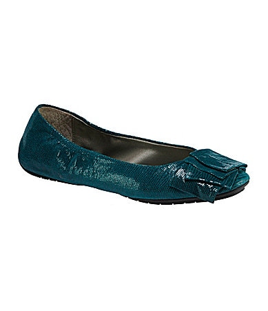 Me Too Lilyanna Embossed Flats