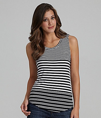 Sanctuary Clothing Striped Tank