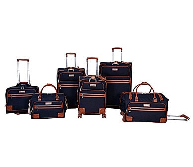 Cremieux Classics Navy Luggage Collection
