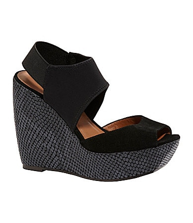 Donald J Pliner Lee Wedge Sandals