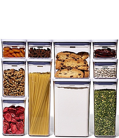 Oxo International 10-Piece POP Container Set