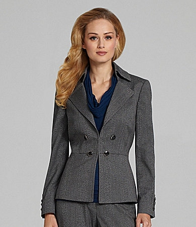 Antonio Melani Elvin Herringbone Jacket