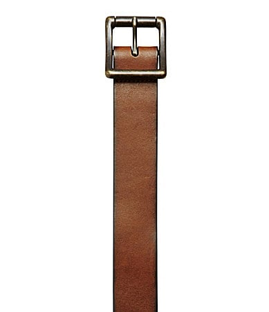 Fossil Edition Leather Belt