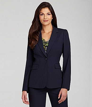 Alex Marie Harriet Pinstripe Jacket