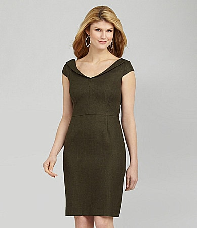 Antonio Melani Joan Herringbone Dress
