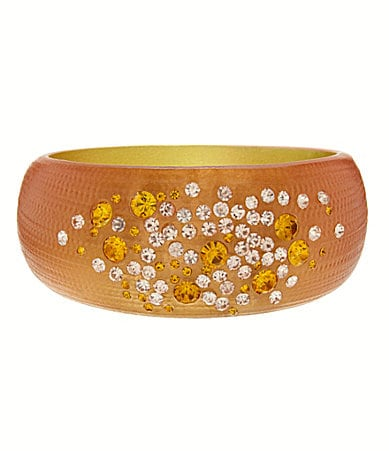 Anna & Ava Glitz Embellished Bangle Bracelet