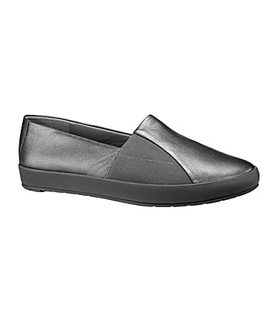 Eileen Fisher Chase Metallic Flats