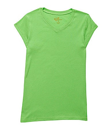 Copper Key 7-16 Short-Sleeve Neon Tee