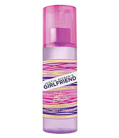Girlfriend by Justin Bieber 5.0-oz Swept Away Hair Mist