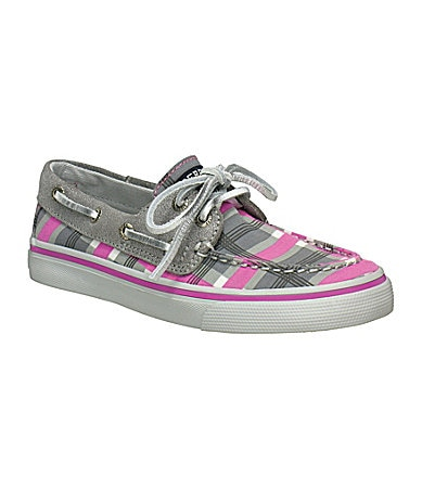 Sperry Top-Sider Girls Bahama Boat Shoes