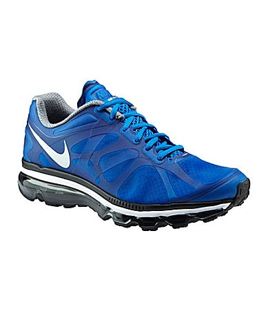 Nike Men�s Air Max+ 2012 Running Shoes