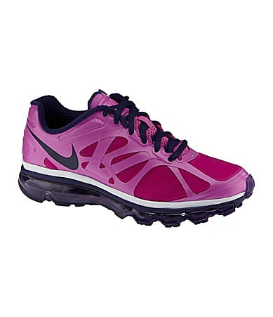Nike Girls Air Max 2012 Running Shoes