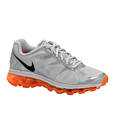 Nike Boys Air Max 2012 Running Shoes