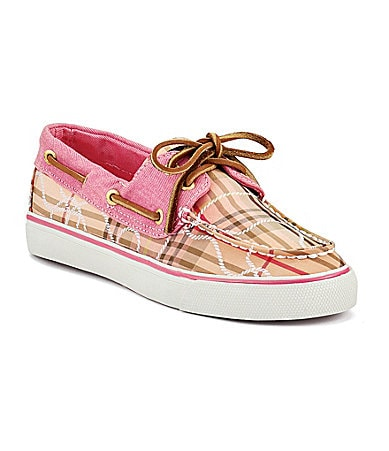 Sperry Top-Sider Bahama Canvas Oxfords