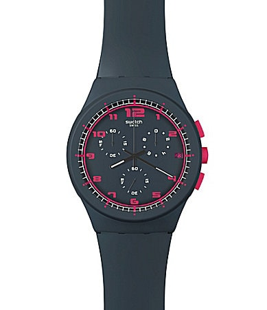 Swatch A Touch Of Fuchsia Watch