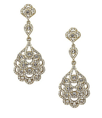 Nina Jewelry Eiffel Drop Earrings