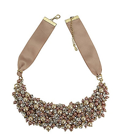 Nina Jewelry Melaney Statement Necklace