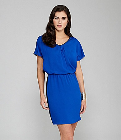 Gianni Bini Celine Colorblock Dress