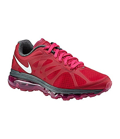 Nike Women�s Air Max+ 2012 Running Shoes