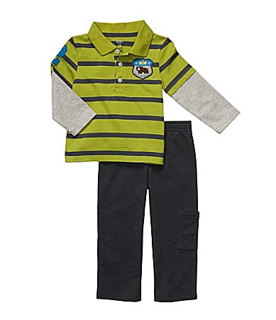 Carter�s Infant 2-Piece Pants Set