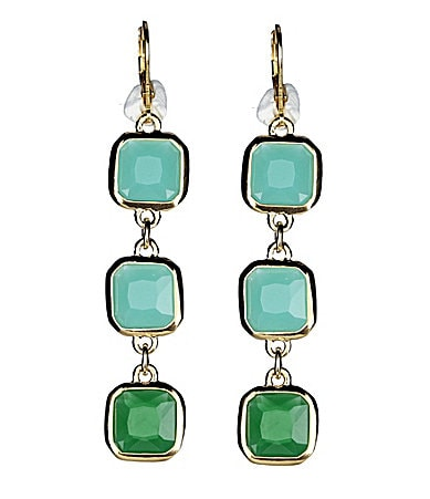 kate spade new york Frame of Mind Linear Earrings