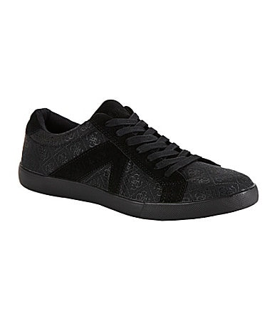 Guess Men�s Jocino Lace-Up Sneakers