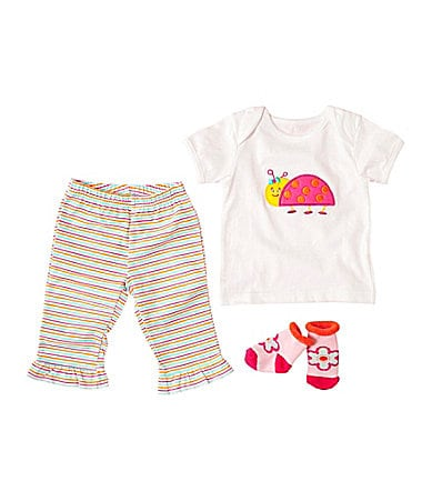 Elegant Baby Newborn Garden Party Fashion Set