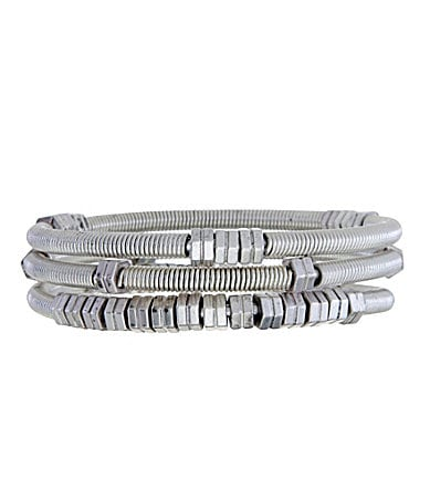 Jessica Simpson Morrocan Shine Bangle Set