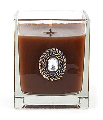 Aromatique Cinnamon Cider Large Cube Candle