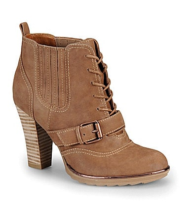 Sofft Windsor Military-Inspired Booties