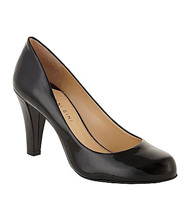 Gianni Bini Michele Patent Pumps